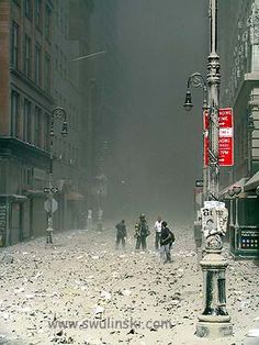 9-11 Research: Streets Around the WTC