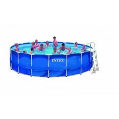 1000 images about piscines tubulaires on pinterest for Kit piscine intex