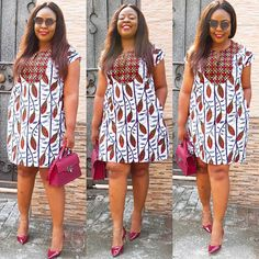 New Ankara Gown Styles For Every Occasion- 60 Ankara Gowns Designs Short African Dresses, Latest African Fashion Dresses, African Print Dresses, African Print Fashion, Africa Fashion, Short Gowns, African Clothes, Ankara Gown Styles, Ankara Gowns