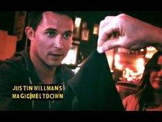 Congratulations Jason Perlman and Adam Scherer on the SECOND episode of @Justin_Willman's #MagicMeltdown! Everyone go check out this fantastic webseries on YouTube! And while you're there watching it, you should subscribe!