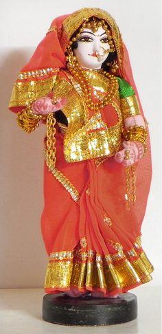 Marwari Bride (Cloth)