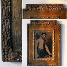 https://www.facebook.com/kaemhnadmade/posts/1912682299009366  #painting #transfered #oldstyle #antique #vintage #retro