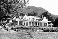 Westbrooke, State President residency, Cape Town.