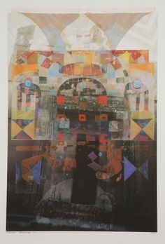 Contemporary African Art Gallery - Tesfaye Tessema: Heaven's Gate 1