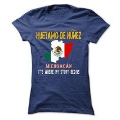HUETAMO DE NUNEZ - Its where my story begins! - #wholesale hoodies #navy sweatshirt. BUY-TODAY => https://www.sunfrog.com/States/HUETAMO-DE-NUNEZ--Its-where-my-story-begins.html?60505