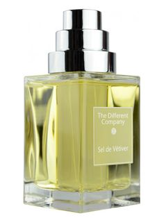 Sel de Vetiver The Different Company for women and men