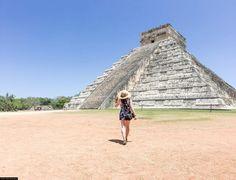 Visit to Chichen Itza with Yucatreks