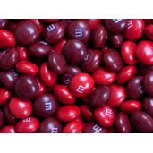 Cherry M&M's Candy: 9.9-Ounce Bag