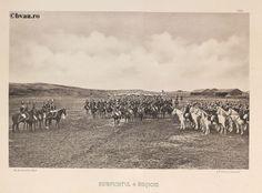 "Regimentul 4 Roşiori, 1902, Romania. Ilustrație din colecțiile Bibliotecii Județene ""V.A. Urechia"" Galați. http://stone.bvau.ro:8282/greenstone/cgi-bin/library.cgi?e=d-01000-00---off-0fotograf--00-1----0-10-0---0---0direct-10---4-------0-1l--11-en-50---20-about---00-3-1-00-0-0-11-1-0utfZz-8-00&a=d&c=fotograf&cl=CL1.39&d=J211_697980"
