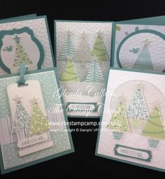 Festival-of-Trees-Stamp-Set-of-the-Month
