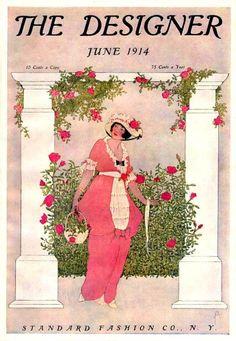 The Designer Magazine June 1914