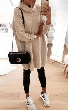 koreanische mode-outfits 884 fashion 25 Fashion Outfits Super Style Casual Outfits 2019 Very Nice The post koreanische mode-outfits 884 appeared first on Mode Frauen. Warm Outfits, Casual Fall Outfits, Winter Fashion Outfits, Mode Outfits, Sweater Fashion, Autumn Winter Fashion, Spring Outfits, Warm Winter Outfits, Autumn Casual