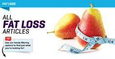 Fat Loss Tips!