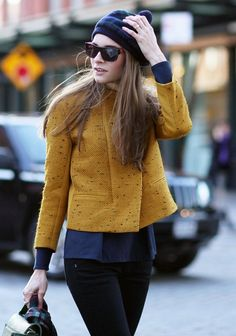 mustard yellow blazer jacket coat women's. I know the color is not on trend, but I love it