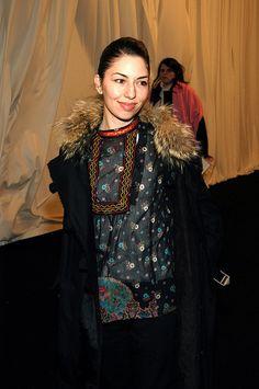Sofia Coppola Best Style Pictures, fashionologie.com