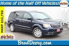 2015 Chrysler Town and Country Touring w/ DVD Chrysler Town And Country, Touring, Cars For Sale, Centre, Vehicles, Vehicle