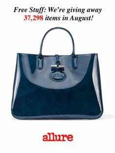 Win Free Stuff: 37,298 Beauty and Fashion Products: Free Stuff: allure.com
