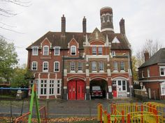 Woolwich Fire Station -  The Oldest in London -