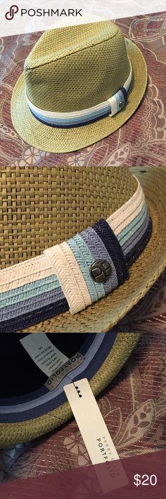 Perry Ellis  Hat New Perry Ellis Accessories Hats