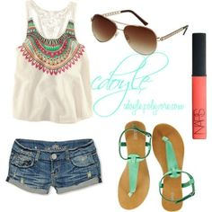 perfect country concert outfit wardrobe