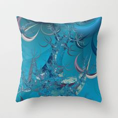 Something Sacred Throw Pillow by Christy Leigh - $20.00