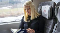 HRH Crown Princess Mette-Marit of Norway 4/2/2014