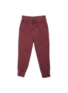 Hybrid chino pants from Pumpkin Patch clearance range. Rust wash sizes 12-18m to 5. Style W6TB68008.
