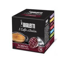 Il caffè di Torino è un elegante connubio di acidità, tipica delle miscele Arabiche, e di una grande ricchezza aromatica proveniente dall'antica tradizione cioccolatiera. Le influenze sensoriali del cioccolato ed il coinvolgente profumo di nocciola avvolgono il gusto della miscela Torino donandole un corpo vellutato in un insieme armonico e raffinato.