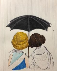 Fans are paying tribute to Debbie Reynolds and Carrie Fisher with drawings and tributes