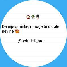 Zapratite za jos smesnih citata ↪@POLUDELA_DEVOJKA