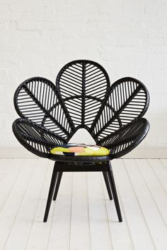 Love Chair Black - The Family Love Tree