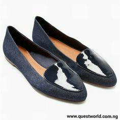 Denim Loafers Next size 9/43 #9500 BLACKFRIDAYQW www.questworld.com.ng #1000 off a 10k order plus a free novel Pay on delivery within Lagos. Nationwide delivery