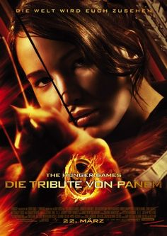 Die Tribute von Panem - The Hunger Games Filmplakat (2012)