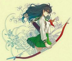 Find images and videos about anime, manga and inuyasha on We Heart It - the app to get lost in what you love. Amor Inuyasha, Sesshomaru Y Rin, Inuyasha And Sesshomaru, Kagome And Inuyasha, Kagome Higurashi, Manga Anime, Manga Girl, Anime Girls, Beautiful Anime Girl