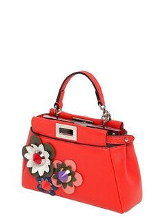 d4d7f48401 LUISAVIAROMA - LUXURY SHOPPING WORLDWIDE SHIPPING - FLORENCE Fendi Micro  Peekaboo