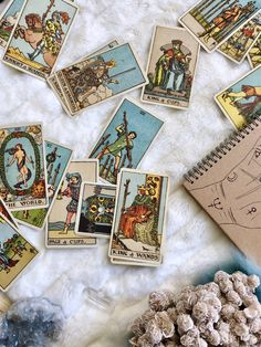 The origins of the Tarot are surrounded with myth and lore. The Tarot has been thought to come from places like India, Egypt, China and Morocco. Others say the Tarot was brought to us fr Wiccan, Magick, Witchcraft, King Of Cups, King Of Wands, What Are Tarot Cards, Know Your Future, Future Predictions, Tarot Learning