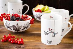 Most beautiful bowls and mugs (Welovehome.es)