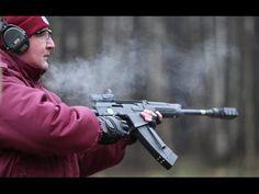 Дмитрий Рогозин без труда поразил все мишени, стреляя «по македонски»