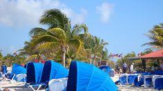 Clamshell Umbrellas Southern Caribbean Cruise, Eastern Caribbean Cruises, Western Caribbean, Sail Caribbean, Princess Cays Bahamas, Princess Cruises, Falmouth Jamaica, Majesty Of The Sea, Labadee Haiti