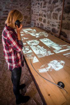 Interactive Exhibition, Interactive Walls, Interactive Design, Museum Exhibition Design, Exhibition Display, Design Museum, Multimedia, Museum Art Gallery, New Media Art