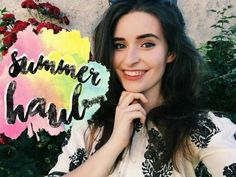 Anna Sulc Hannah Montana, Try On, Youtubers, Celebrity, T Shirts For Women, Annie, Camel, Summer, Board