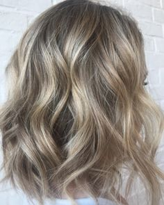 Cool toned blonde. Hair by SALON by milk + honey stylist, Sage H.