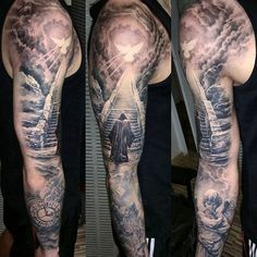#Tattoo by #TattoocynProTeam Artist Tamás Kőbán Stigmata @stigmata_tattoo Artists and studios want to try Tattoocyn AfterCare - http://ift.tt/2bRIKwK Latest post from our Instagram Account @tattoocyn
