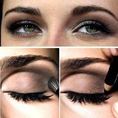 Los más bonitos 6 tonos de maquillaje para ojos pardos   Fashion Style Magazine