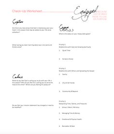 Equipped Worksheet