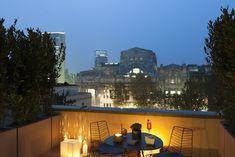 Candlelight #echo #milano #starhotels