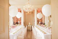 Geronimo Balloon Wedding Decor   Elegant & Whimsical Wedding   Sarah Gawler Photography   Bridal Musings Wedding Blog 69