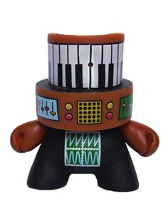 Fatcap series 2 Last Plak - Kidrobot