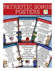 Sing-Play-Creatively: patriotic music resources and program tips.