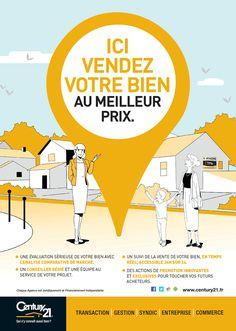ICI, chez Century21 Immo Conseil à Marseille Chateau Gombert, Vendez Votre Bien Au Meilleur Prix !!!